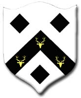 Arms of the Staveleys of Stainley, Yorkshire